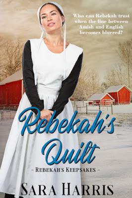 Rebekah's Quilt cover