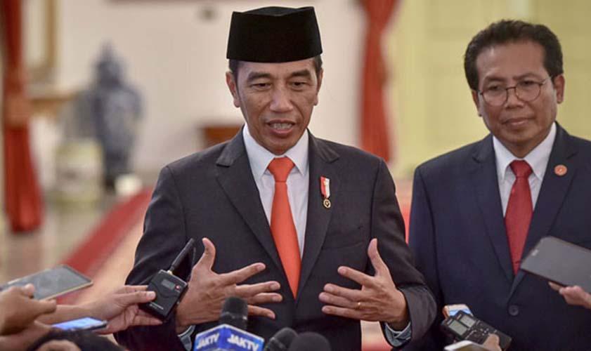Jokowi dan Fadjroel