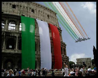 Frecce Tricolori Festa della Repubblica