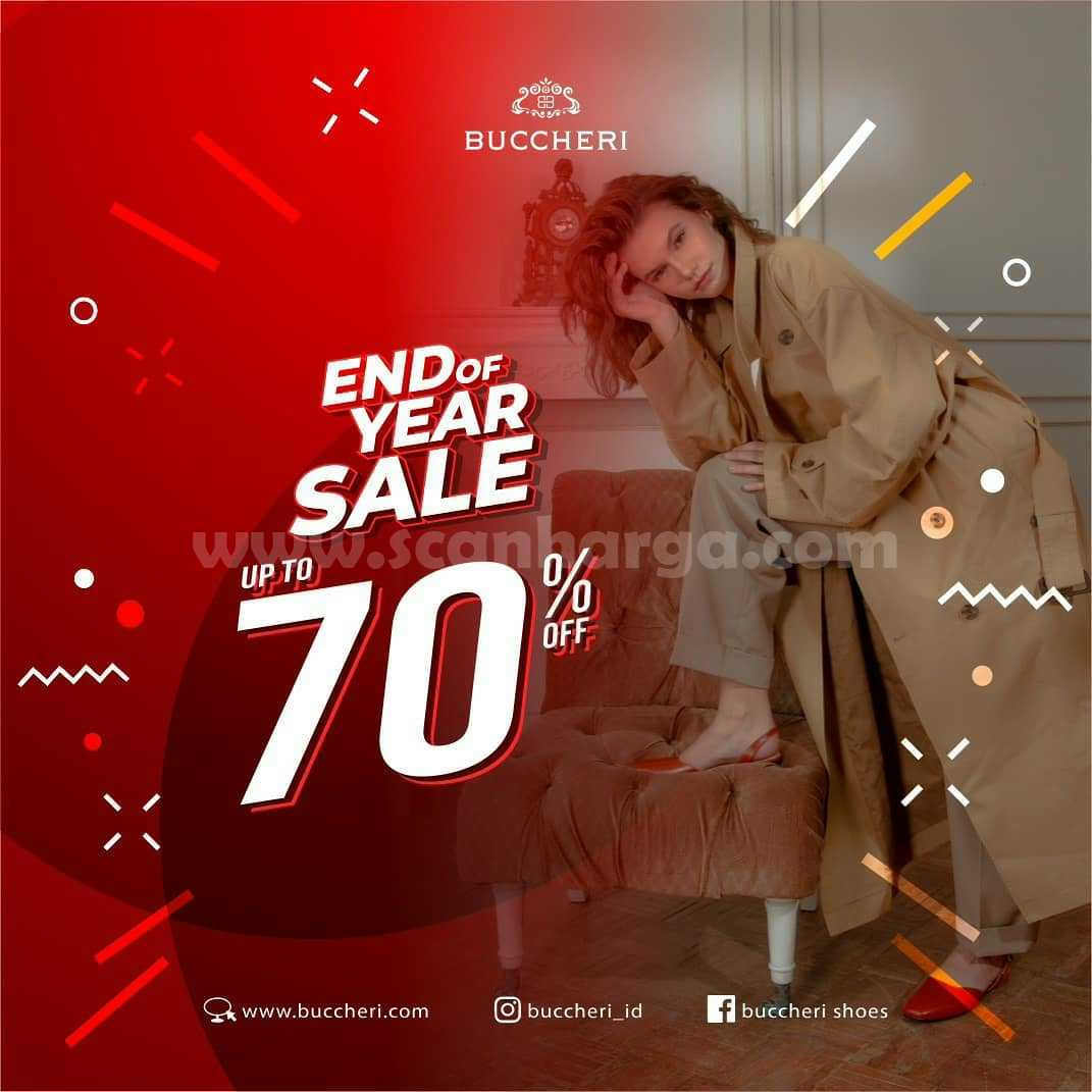 Buccheri Promo End Of Year Sale Up to 70% Off
