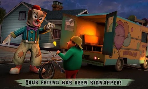 Freaky Clown : Town Mystery Apk+Data Free on Android Game Download