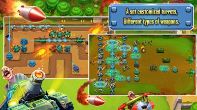 Epic Defenders TD Apk v1.5.099 Mod (Free Shopping)