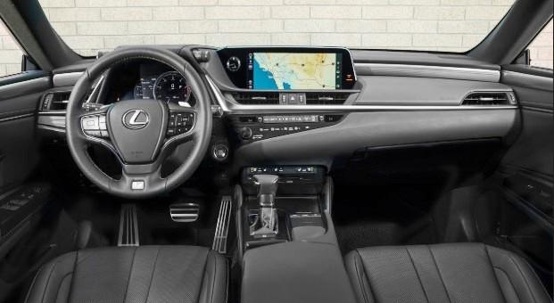 2019 Lexus ES 350 F Sport 0-60 Australia