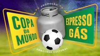 Promoção Expresso Gás 2018 Copa do Mundo Sala Completa Pra Você Assistir Copa