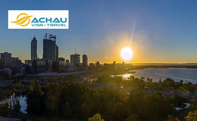 Miền đất nào yên bình nhất dành cho du khách du lịch Úc?