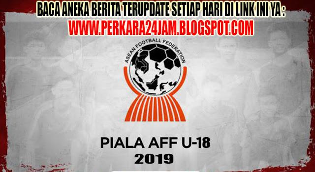 Inilah Jadwal Lengkap Timnas Indonesia U-18 Di Piala AFF 2019