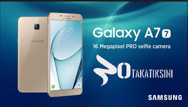 Kamera pro selfie, spesifikasi dan harga, samsung A7, Galaxy A7