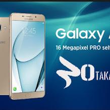 Harga Dan Spesifikasi Samsung Galaxy A7, Kamera Pro Selfie (2017)