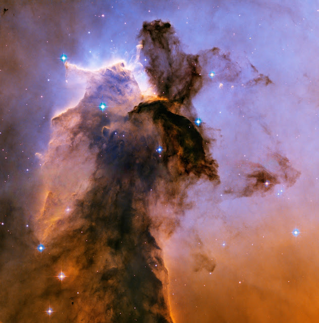 The Eagle Has Risen: Stellar Spire in the Eagle Nebula
