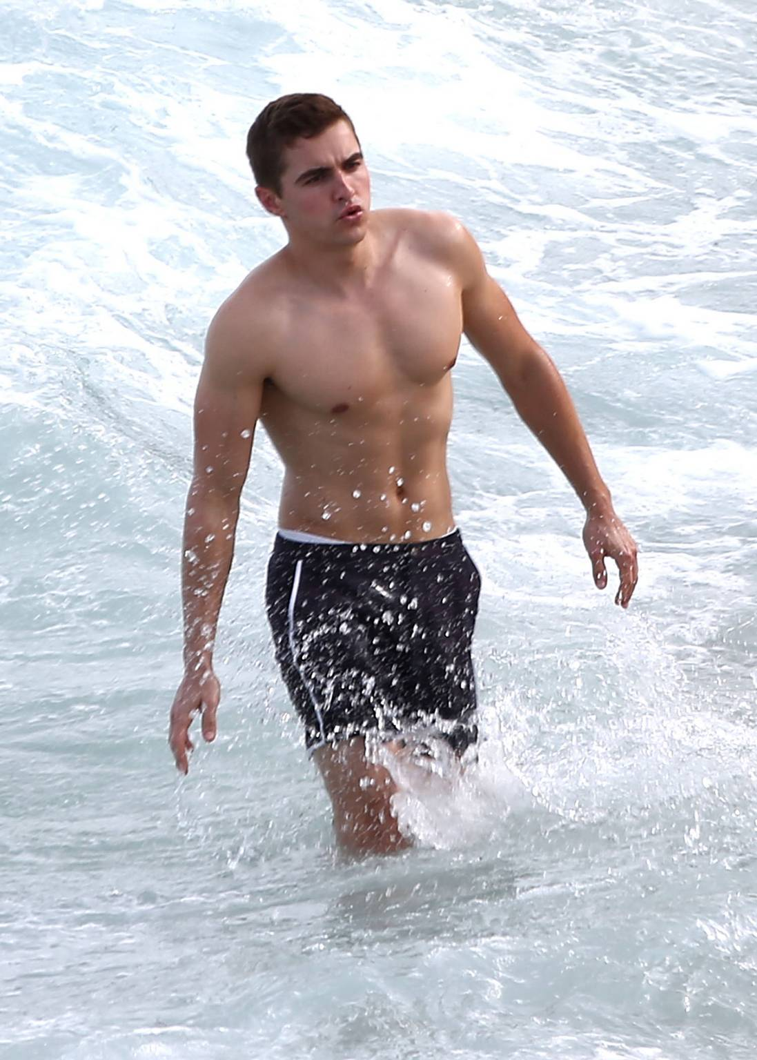 The Stars Come Out To Play Dave Franco - New Shirtless -3098