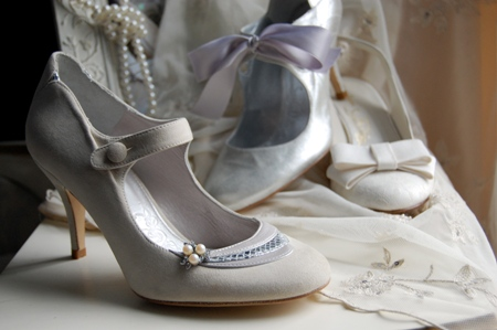 vintage wedding shoes for bride abril zapatos para una novia vintage 8334