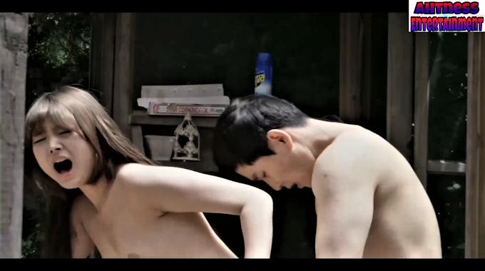 Seung Ha, Jung Yeon-joo nude scene - Lodge Money (2020) HD 720p