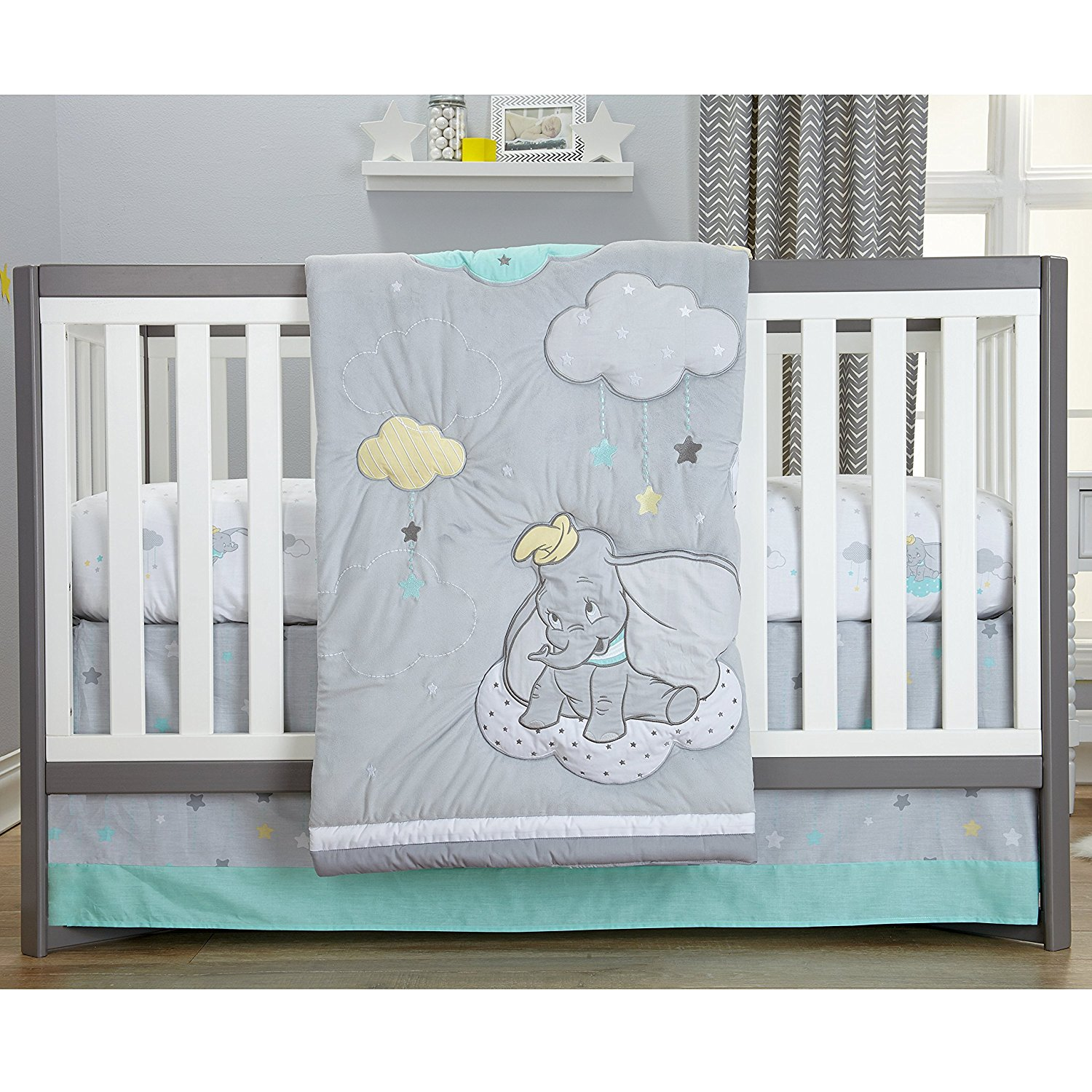 The Right On Mom Vegan Mom Blog Disney Dumbo Baby Room Ideas