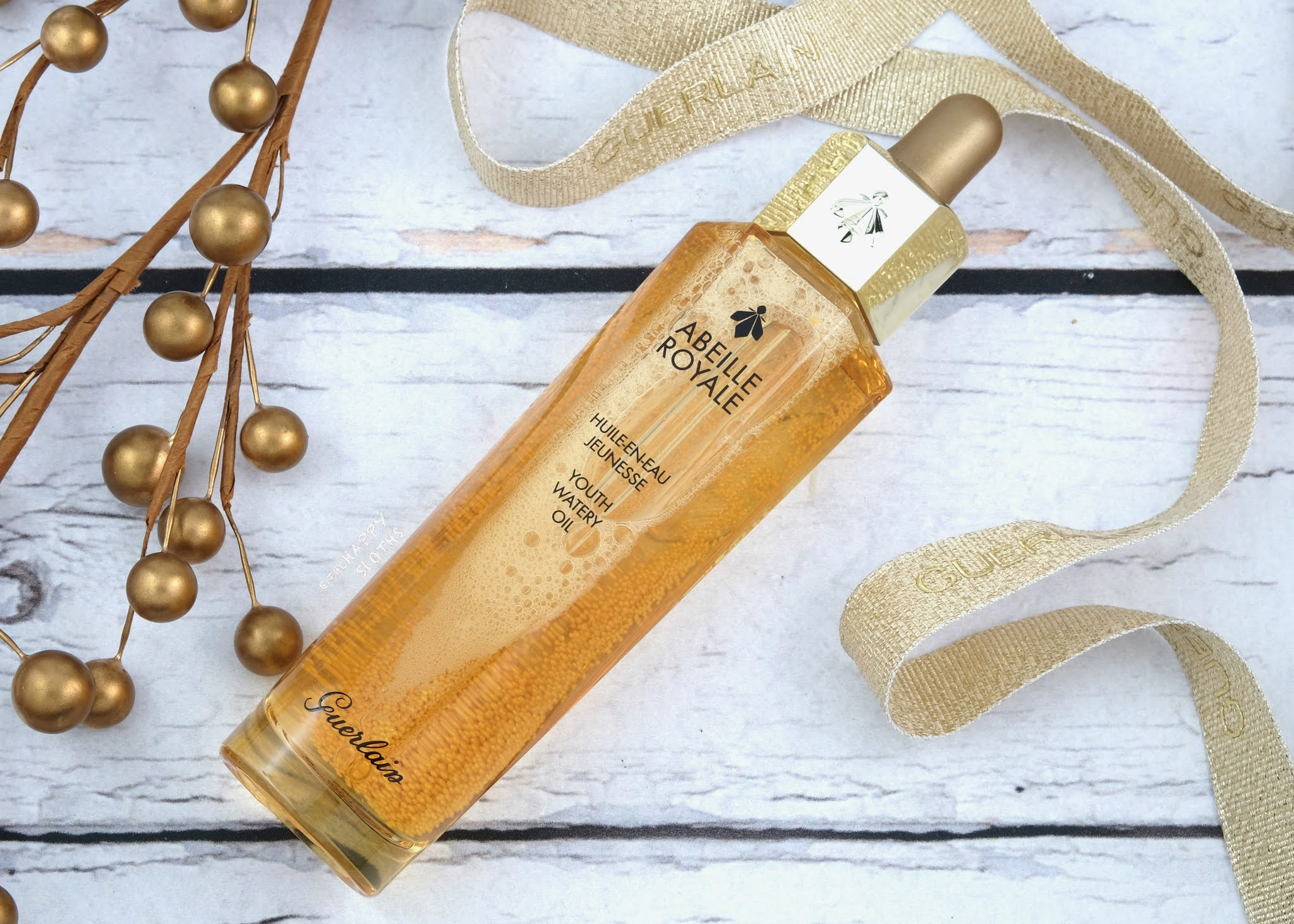 Guerlain | Abeille Royale Youth Watery Oil: Review