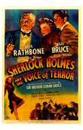 Sherlock Holmes and the Voice of Terror / Basil Rathbone and Nigel Bruce