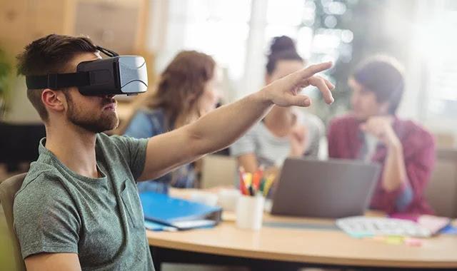 Impact de la réalité virtuelle (VR) sur l'avenir du travail