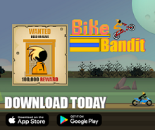 Adventure Game of the Month - Bike Bandits
