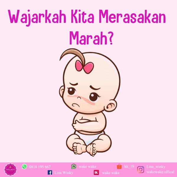 Wajarkah Bila Mommy Marah?