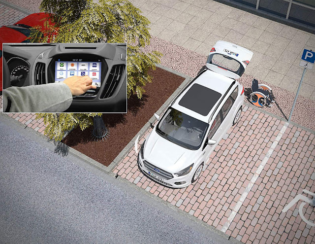 Ford desenvolve cadeira de rodas eChair autônoma - vídeo