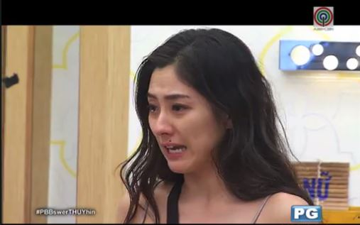 Jinri Park decides to leave 'PBB Lucky 7' house