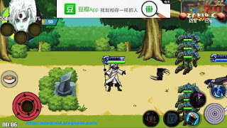New Naruto Mod Ninja Senki Revolution Apk
