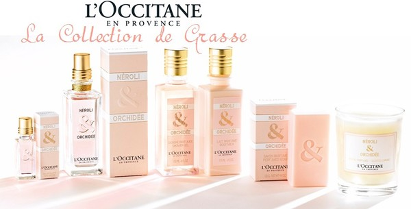 NAJAVA: L'Occitane La Collection de Grasse - Neroli & Orchidee i Mer & Mistral