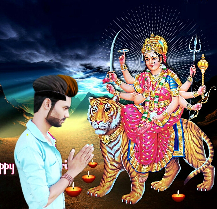 Navratri Special Editing Background Png || Durga Puja Editiing