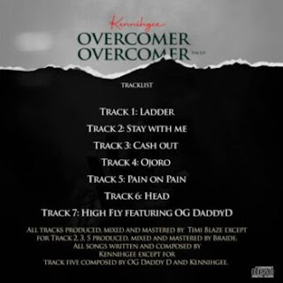 DOWNLOAD EP: Kennihgee - The Overcomer