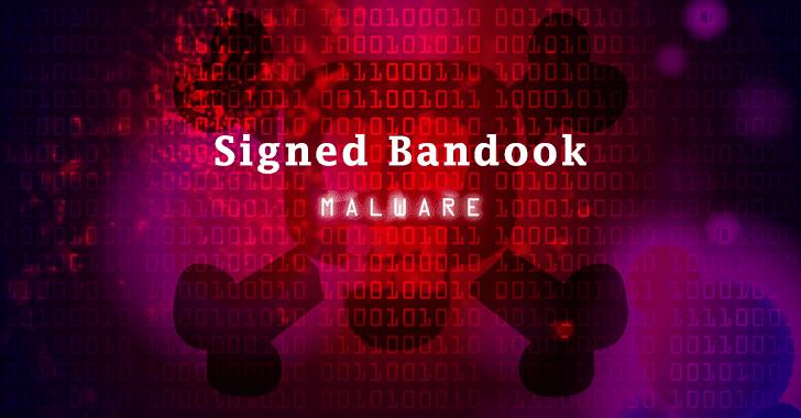 Signed Bandook Malware