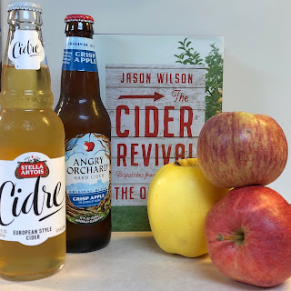 Domestic cider, local apples, The Cider Revival by Jason Wilson