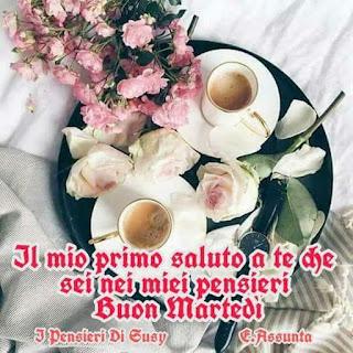 Buon Martedì e Buona Giornata a tutti