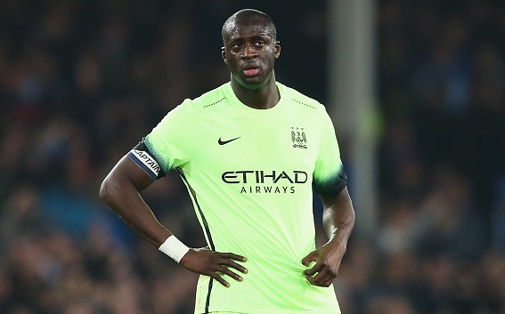 Yaya Toure to leave Manchester City in January
