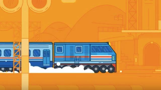 Pesan Tiket Kereta Api Online Jadi SEMAKIN Mudah Dengan TRAVELOKA