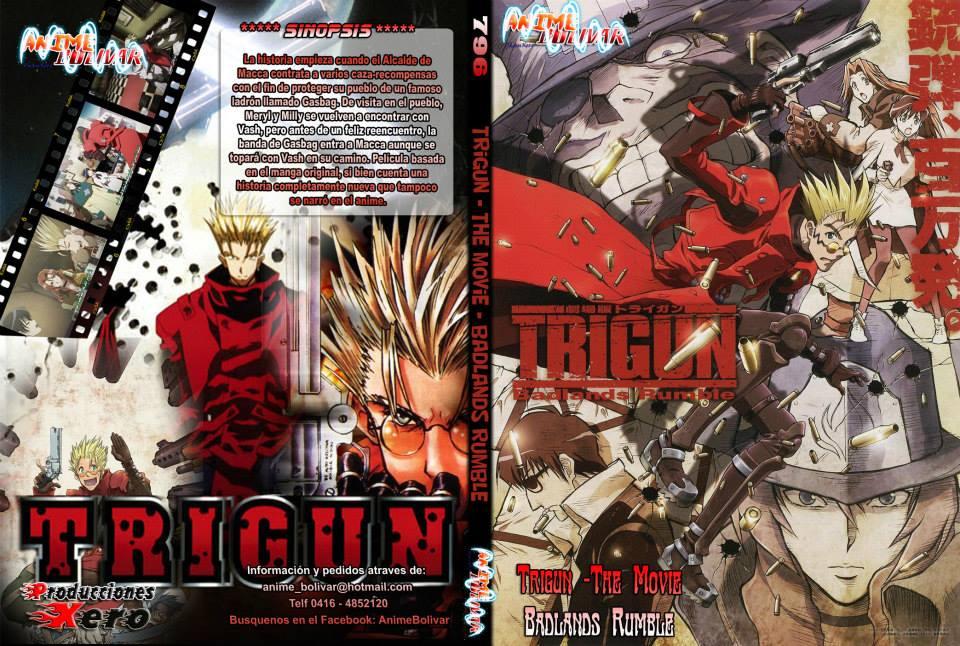 image trigun mega - photo #43