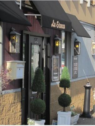 Restaurant Impossible La Stanza