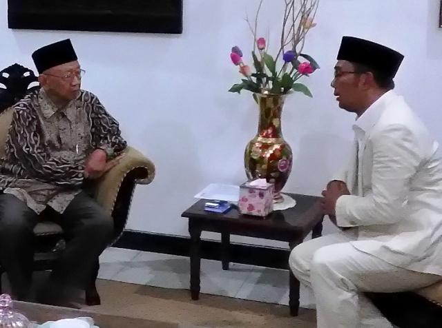 Maju Jabar 1, Ridwan Kamil Dituduh Syiah Oleh Laskar Mercon