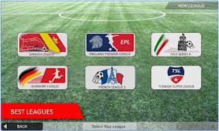 Download Mobile Soccer League V1.0.3 MOD Apk