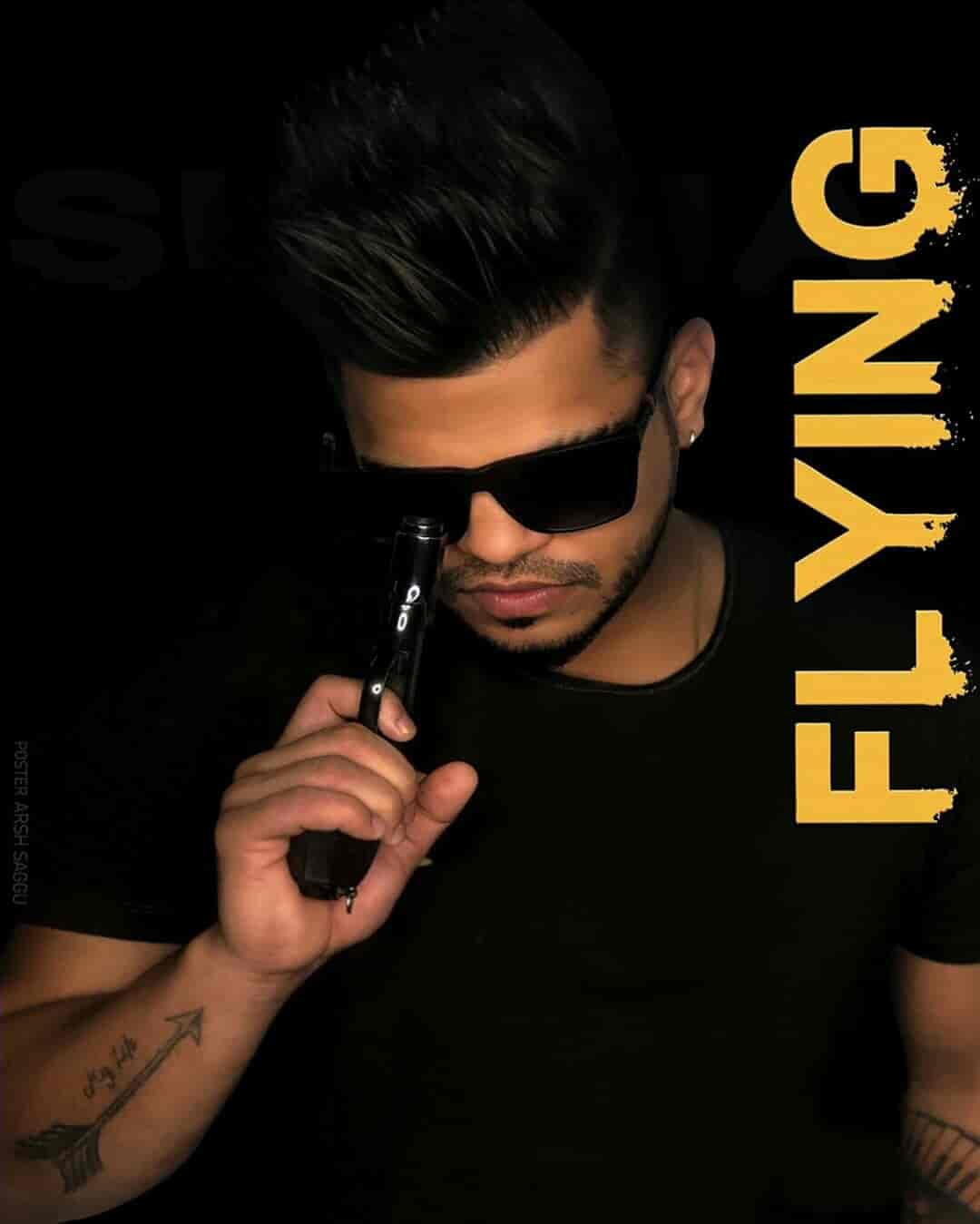 Flying Punjabi Song Images By Sucha Yaar