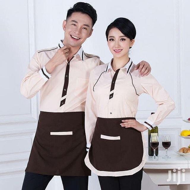 Những yêu cầu của đồng phục nhà hàng cho từng bộ phận