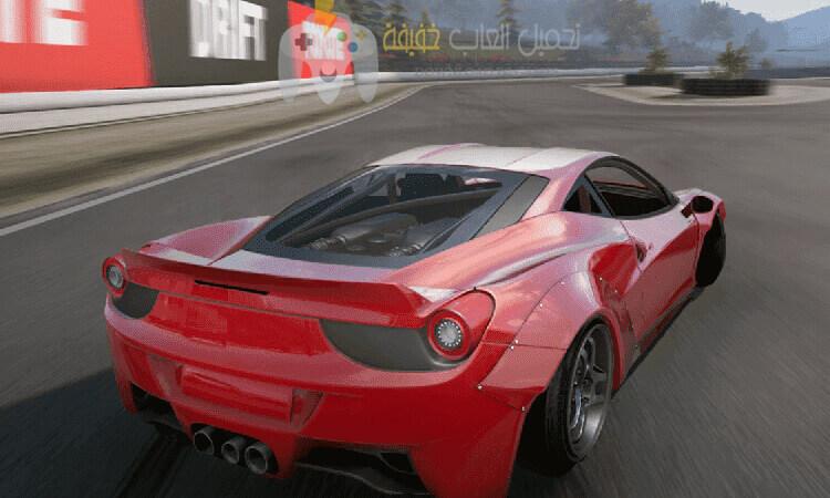 تحميل لعبة Drift Zone للكمبيوتر وللاندرويد