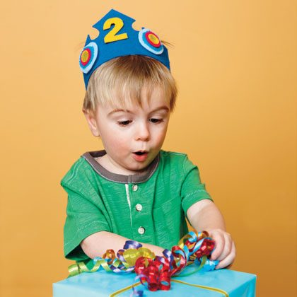 A Birthday Crown for All Ages