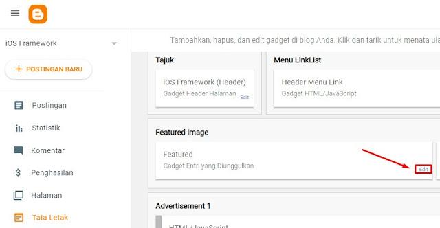 Dokumentasi Framework