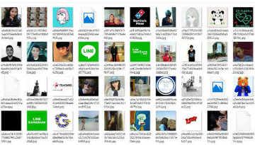 Cara Mendownload Foto Profil Line ke Galery