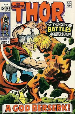 Thor #166, Adam Warlock