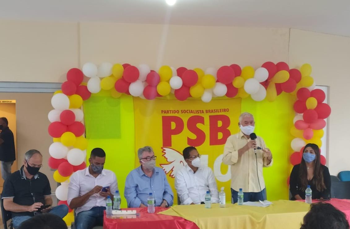 BAHIA DO SUL NOTÍCIAS: Congresso do PSB homologa apoio a Augusto Castro a prefeito de Itabuna