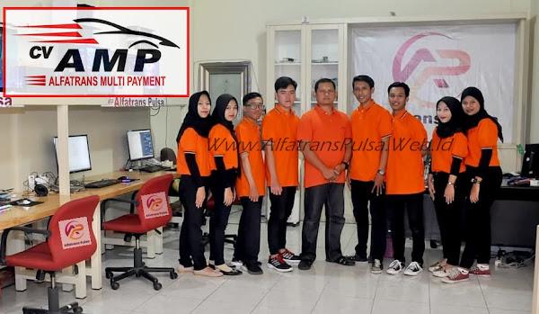 Server Alfatrans Pulsa Ppob CV Alfatrans Multi Payment Distributor Pulsa Elektrik Termurah Saat Ini
