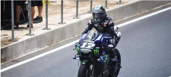 Inilah Rumor MotoGP Vinales Bersiap Mengucapkan Perpisahan Di YAMAHA 2019