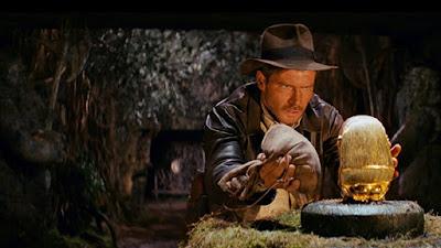 Indiana Jones, Ford pro primera vez en el papel