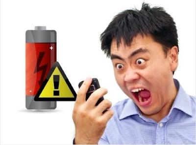 8 Cara Menghemat Baterai Smartphone Agar Tidak Cepat Habis