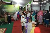 Majelis Ta'lim Al-Ijtima Berikan Santunan Untuk 100 Anak Yatim.